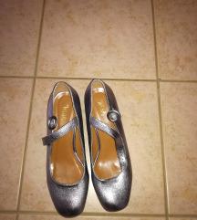 Svečane srebrene cipele