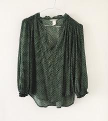 H&M flowy bluza