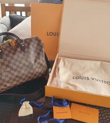 REZZ %5500% Louis Vuitton speedy 35 bandouliere