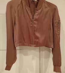 H&M svilena jaknica
