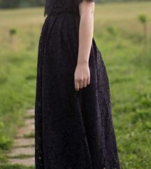 asos midi haljina od čipke
