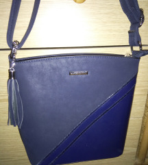 Plava torba SilviaRosa