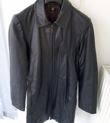 Prava koža jakna
