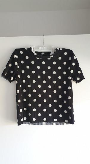 Zara nova majica točkice