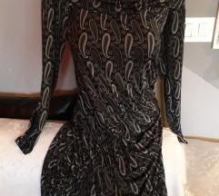 Vintage haljina vel.m