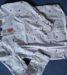 Nova košuljica za dječaka