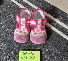 Bambi papuce vel.21.