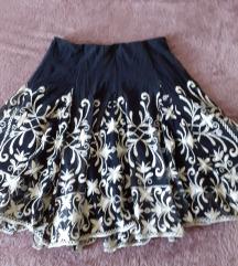 Nova svečana suknja