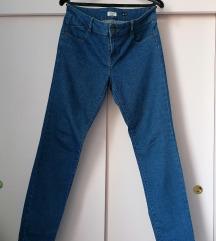 Nove skinny jeans plus size traperice rebe