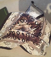 LONGCHAMP svilena marama nova