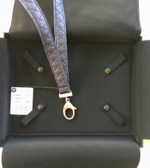 NOVA ORIGINAL Chanel kožna ogrlica