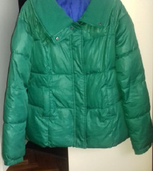 Zelena TRF Zara jakna