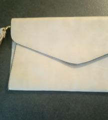 Bež pismo torbica_POKLANJAM