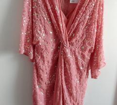 Asos trudnicka haljina sa sljokicama 38