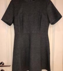 Zara zimska haljina