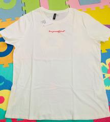 NOVO sa etiketom H&M pamucna majica M