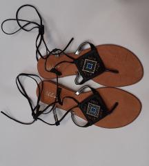 Sandale Weide