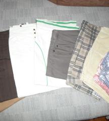 ženske bermude i kratka hlače
