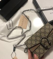 Gucci nano Dionysus x Supreme torbica