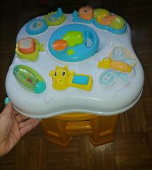 Edukativni stolic za bebe