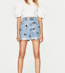 REZZ. Disney Mickey Zara hlačice