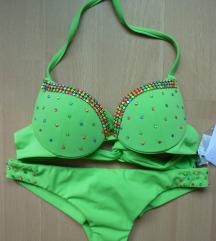 Calzedonia push up kupaći kostim, bikini, 70B/XS