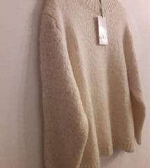 Zara nenošeni džemper L-XL