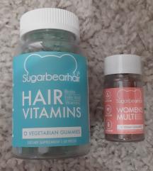 Sugarbearhair vitamini za kosu