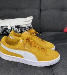 Puma suede žute