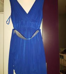 Kratka haljina na puf