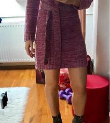 LA REDOUTE pulover rolka vunena haljina/SLOBODNA