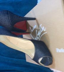 Cipele na petu otvorenih prstiju