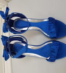 Sandale denver plave