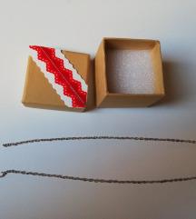ESPRIT srebrni lančić - srebro 925  duž.40 cm