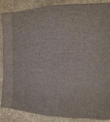 Pletena suknja M
