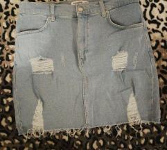 Pull&Bear traper suknja