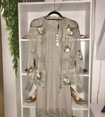 PRILIKA Elie Tahari dizajnerska haljina