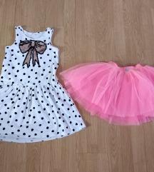 haljina i tu tu suknja