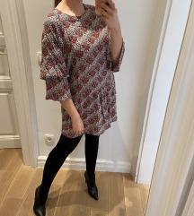 Zara šarena haljina/tunika