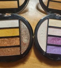 Pigmentirane sjene za oči