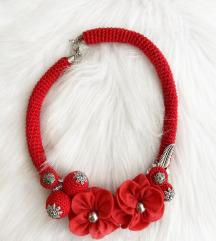 Nova ogrlica  rucni rad