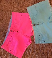 Lot kratke hlače teranova novo