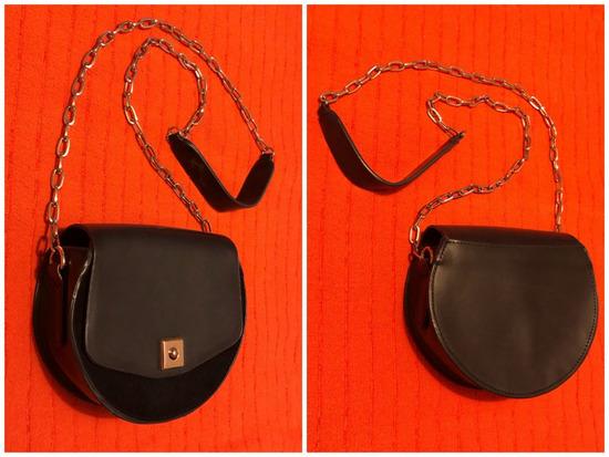Zara - crossbody chain box bag