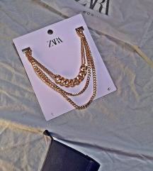 ogrlica zara višeslojna