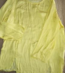 Zara žuta bluza
