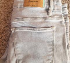 Stradivarius low waist jeans