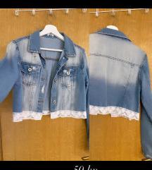 Nova handmade traper jakna