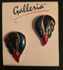 GALLERIA unikatni set ogrlica naušnice