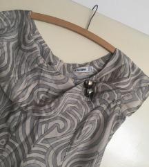 Belissima haljina s uzorkom  S/M