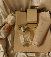 Hugo Boss The Scent For Her + torbica REZZ